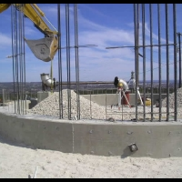 Ridgewood Elevated Storage Tank (Kerrville, TX)